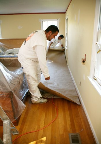 Remodeling A Home Paint Or Floors First Three Brothers