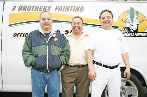 The original Three Brothers