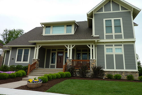 Choosing Exterior Paint Colors For Your Home Three Brothers Painting