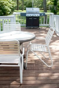 Planning out your deck space can make the outdoor area another room the whole family can enjoy.