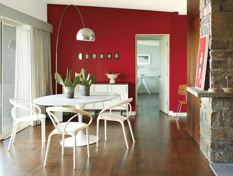2018 Benjamin Moore Color of the Year: Caliente