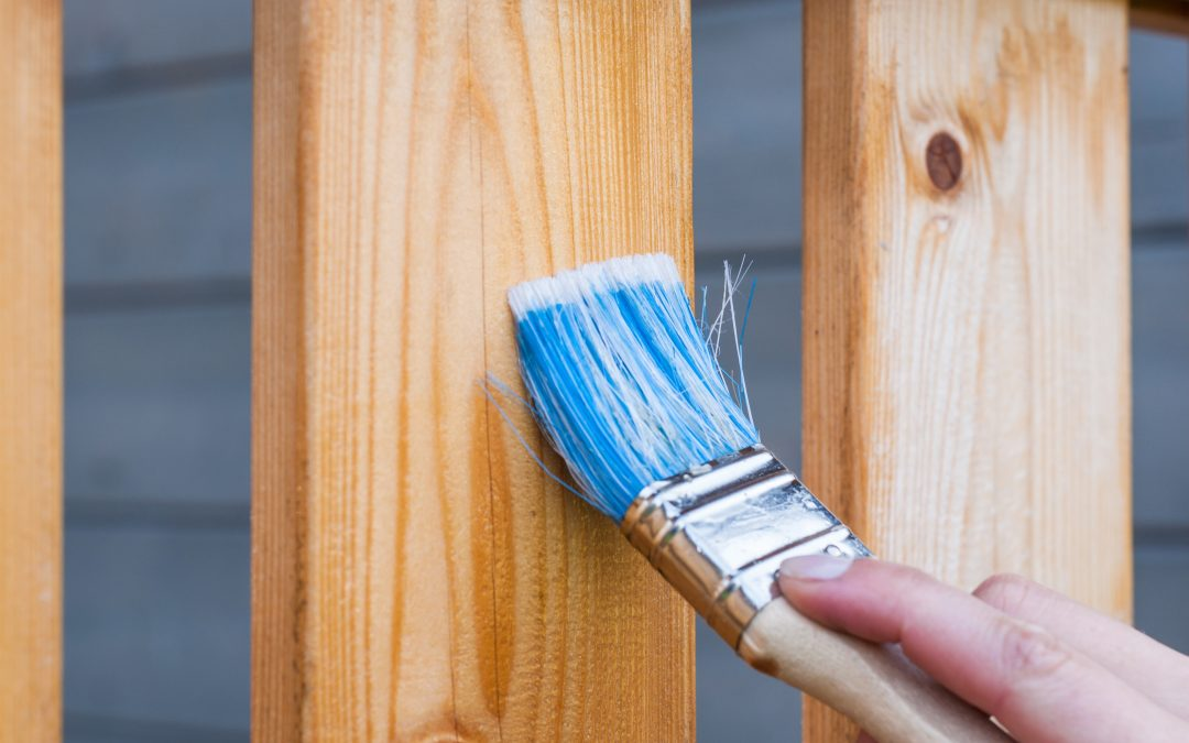 'Tis the Season: It's Time to Finish/Refinish Your Deck with Fresh Stain or Paint