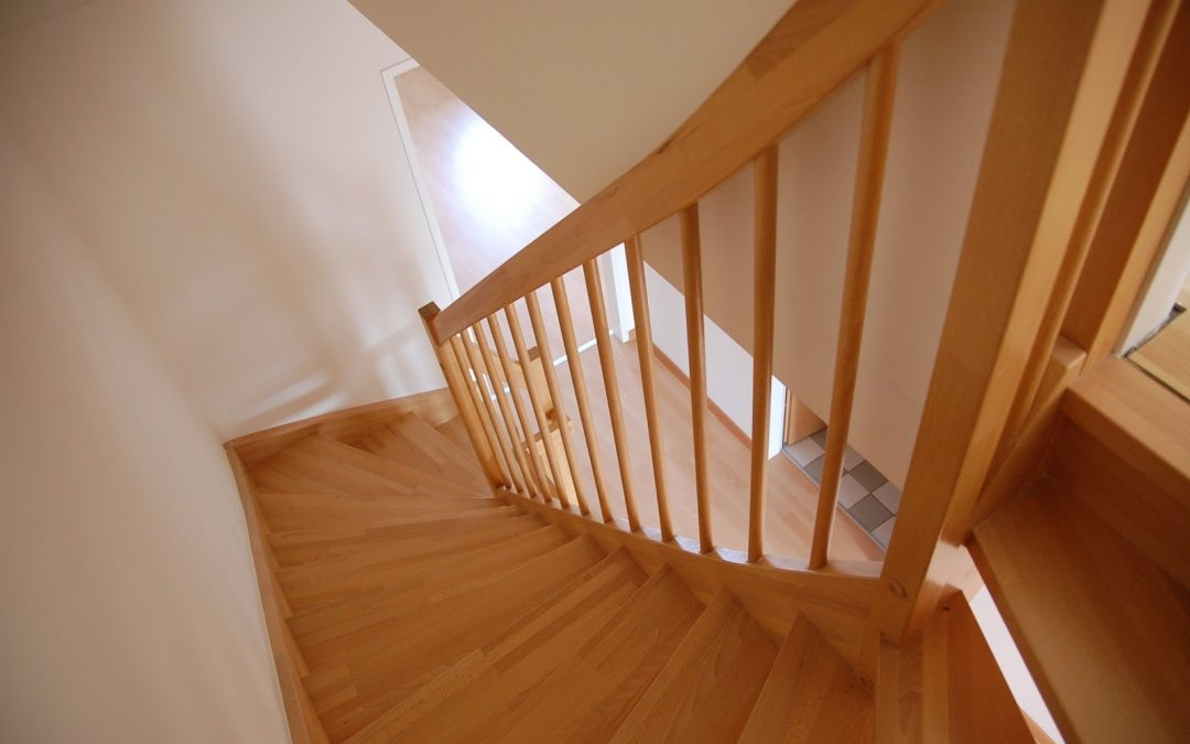 The Most Supportive Detail in Your Home is Not Getting the Love It Deserves: Staining Your Handrails